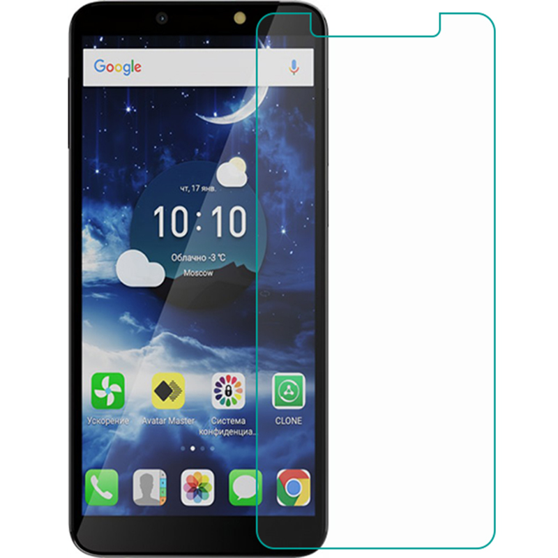 For Haier Alpha A4 Lite I6 Infinity A3 A6 A7 I8 Power P10 P11 Tempered Glass Protective 9H Screen Protector Glass  Film Cover