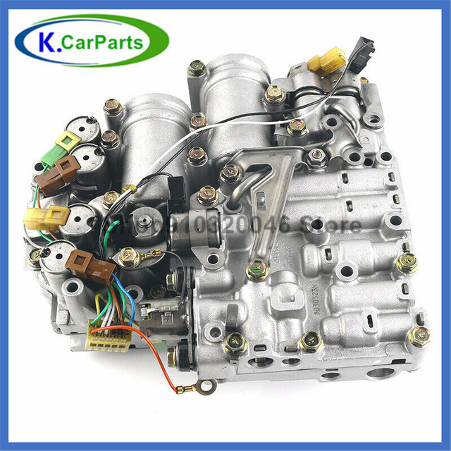 1pcs JF506E 09A JF506-E Gearbox Transmission Solenoid Valve Body Jf506e Jf506e09a for Vw Volkswagen Mk4 Remanufactured 5