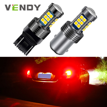 1x LED Brake Light Car Lamp Bulb 3157 P21/5W W21/5W W21W For jeep renegade wrangler jk compass patriot Grand Cherokee Commander taiyao car styling sport car sticker for jeep commander renegade compass patriot cherokee grand cherokee car styling