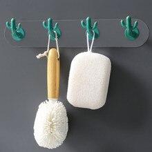 Кухонный крючок, мульти-связанный, для кухни, не перфорированный, настенный, для хранения, липкий крючок, для кухни, дверной крючок, perchero de pared
