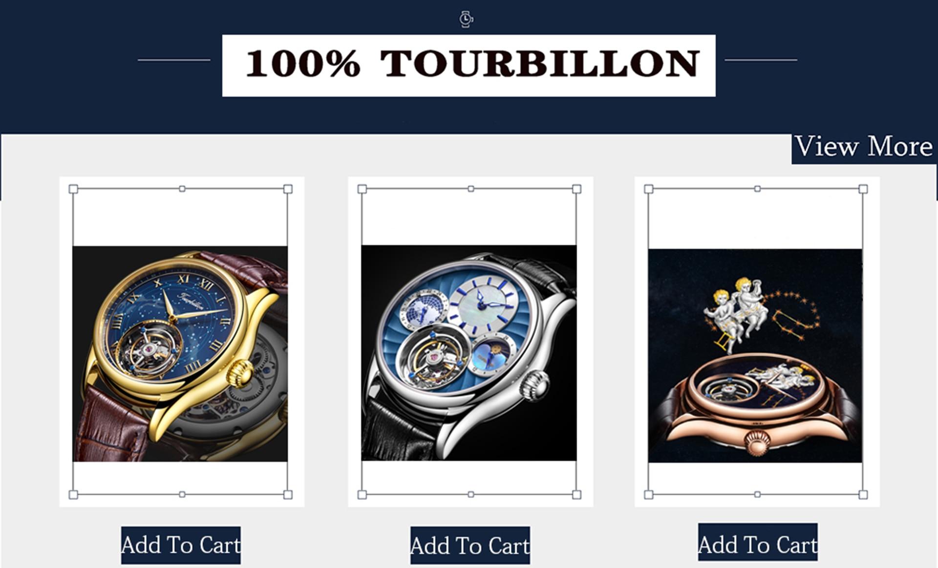 H0dbd892436ec4595b32f74bfc2df2433j GUANQIN 2019 business watch men Automatic Luminous clock men Tourbillon waterproof Mechanical watch top brand relogio masculino