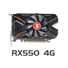 Graphics-Cards Computer-Game Video-Cards-Gpu GDDR5 Amd Radeon Rx550 4gb VEINEDA Rx 550