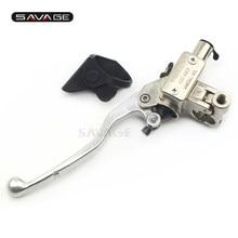 Levier d'embrayage maître cylindre hydraulique gauche pour moto EXC EXCF SX SXF SX-W XC-W XC-F 125 150 200 250 300 350