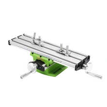 Coordinate-Table Bench-Drill Milling-Machine Vise Multifunction Precision Worktable-X-Y-Axis