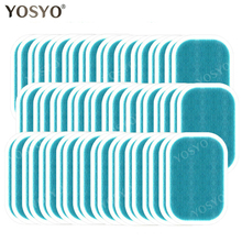 5 10 15Pairs Dedicated Gel Pads for EMS Trainer Weight Loss Abdominal Muscle Stimulator Exerciser Replacement