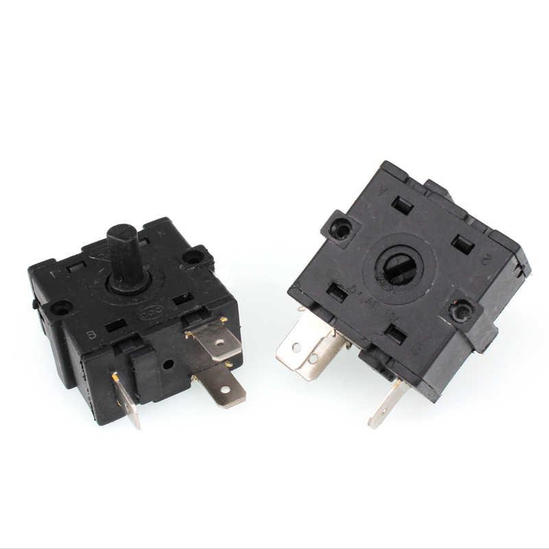 10 шт. аксессуары для электрического отопления переключатель ручки переключения нагреватель термостат поворотный переключатель переключения 3 фута 5 футов переключатель ручки 16A250V