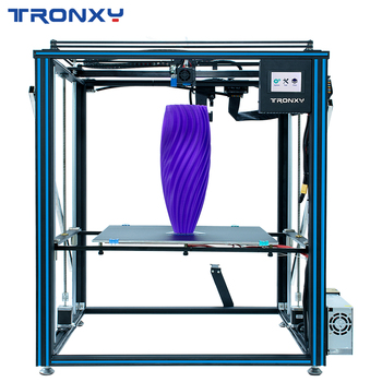 2019 TRONXY X5SA-500-PRO DIY 3D Printer Larger Size Ultra-quiet Motherboard Break Detection Auto Leveling 1