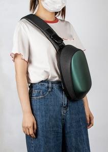 Image 3 - Youpin tajezzo concha peito sacos anti roubo sling saco à prova dwaterproof água mochila lazer esportes sacos de ombro pacote de peito para homens