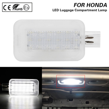 1piece LED Luggage Compartment Lamp For Honda Civic Accord Fit/Jazz Insight Acura ILX TSX RSX TL TLX image