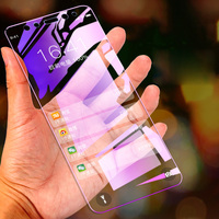 Anti-Blue Ray Gehärtetem Glas Für Xiaomi Redmi Hinweis 7 4X 4 3 Screen protector Für Xiaomi Redmi 5 plus 6 5A 5 4X 4A S2 Film