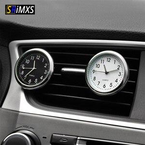 Car Ornament Car Clock Quartz