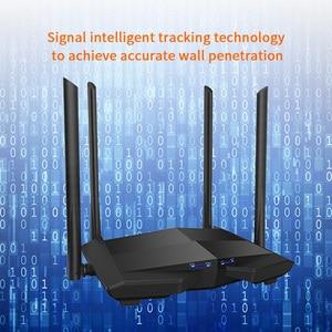 Image 4 - GC10 واي فاي مكرر AC1200M موزع إنترنت واي فاي لاسلكي مع 2.4Ghz/5.0Ghz هوائي عالي الكسب تغطية المنزل ثنائي النطاق ، الإعداد السهل