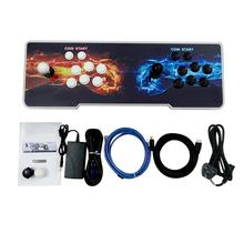 846 Classic Games Home Multiplayer Arcade Game Console Controller Kit Set Double Joystick Children Game Console Machine US Plug(China)