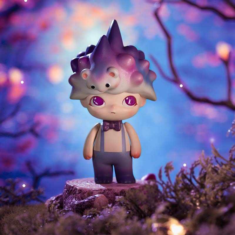 Popmart 1 pc dimoo animais caixa cega boneca binária figura de ação presente aniversário do miúdo brinquedo frete grátis