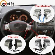 Interruptor de Control de Audio del volante Bluetooth 84250-02200 para Toyota Corolla ZRE15 2007 ~ 2010