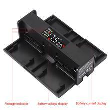 Dla DJI Mavic 2 Pro Zoom 4in1 ładowarka Smart wielu baterii stacja ładująca cyfrowy ekran LED stacja ładująca dla DJI Mavic 2