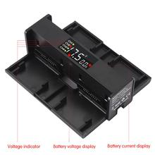 Pour DJI Mavic 2 Pro Zoom 4in1 chargeur de batterie intelligent Multi moyeu de charge de batterie écran LED numérique moyeu de charge pour DJI Mavic 2