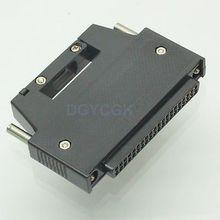DHL/EMS 10 комплектов A6CON1 40 контактный припой Тип разъема Клеммная плата для MITSUBI+-h2