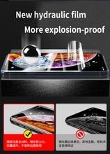 25 adet tam kapak hidrojel filmi ekran koruyucu için Samsung Galaxy S20 artı Ultra S10 S9 S8 S10E not 10 artı 8 9 Z FLIP