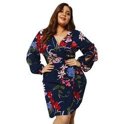 Платье большого размера, новые платья Amazon алиэкспресс Лидер продаж 2019 Весна и лето элегантная трапециевидная юбка