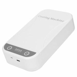 Image 5 - Bakeey UV טלפון sanitizer רב תכליתי אוטומטי UV חיטוי תיבת עבור פנים מסכת מברשת שיניים נייד טלפון יופי Underwea