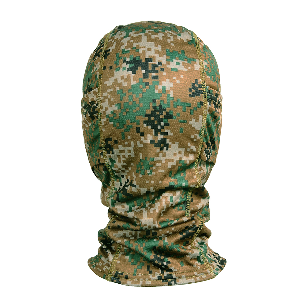 Image 5 - Camouflage Tactical Outdoor Balaclava Full Face Mask Bicycle Hunting Hiking Cycling Army Sport Bike Military Liner Scarf Cap-in Scarves from Sports & Entertainment