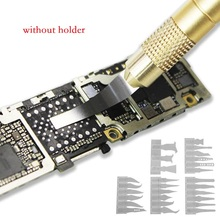 Cuchillo de reparación de placa base 27 en 1, multifunción, reparación de circuito integrado, para teléfono, ordenador, sin soporte