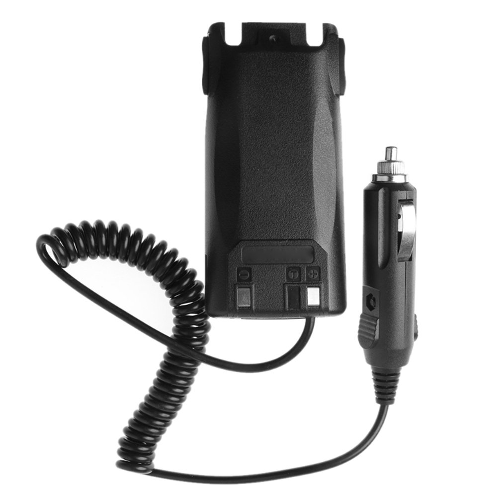 UV-82 Car Battery Eliminator For Baofeng UV82 UV-82L UV-8D UV-89 UV-82HP Radio Walkie Talkie UV-82 Car Charger