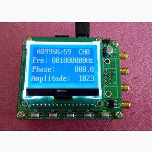 AD9958 AD9959 czterokanałowy moduł dds STM32 źródło sygnału moduł nauki V3
