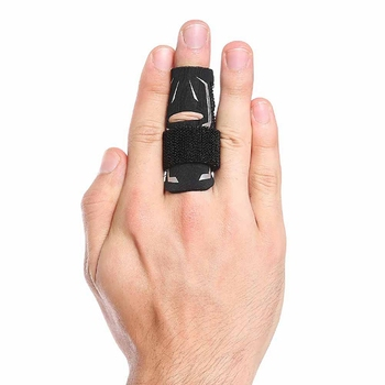Portable Compression Finger Splint Support Guard for Safety Sports Basketball Volleyball Football Protection Finger Joint Sleeve adjustable finger joint splint orthodontics fixer finger joint physical exercise protection fracture support brace 75x30x27cm