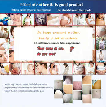 120G Natural Mild Non-irritating Snails Stretch Mark Cream For Pregnancy Repair Scar Slack Line Abdomen Stretch Marks Cream