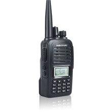 Waterproof walkie talkie VOX dual band VHF 136-174MHz & UHF