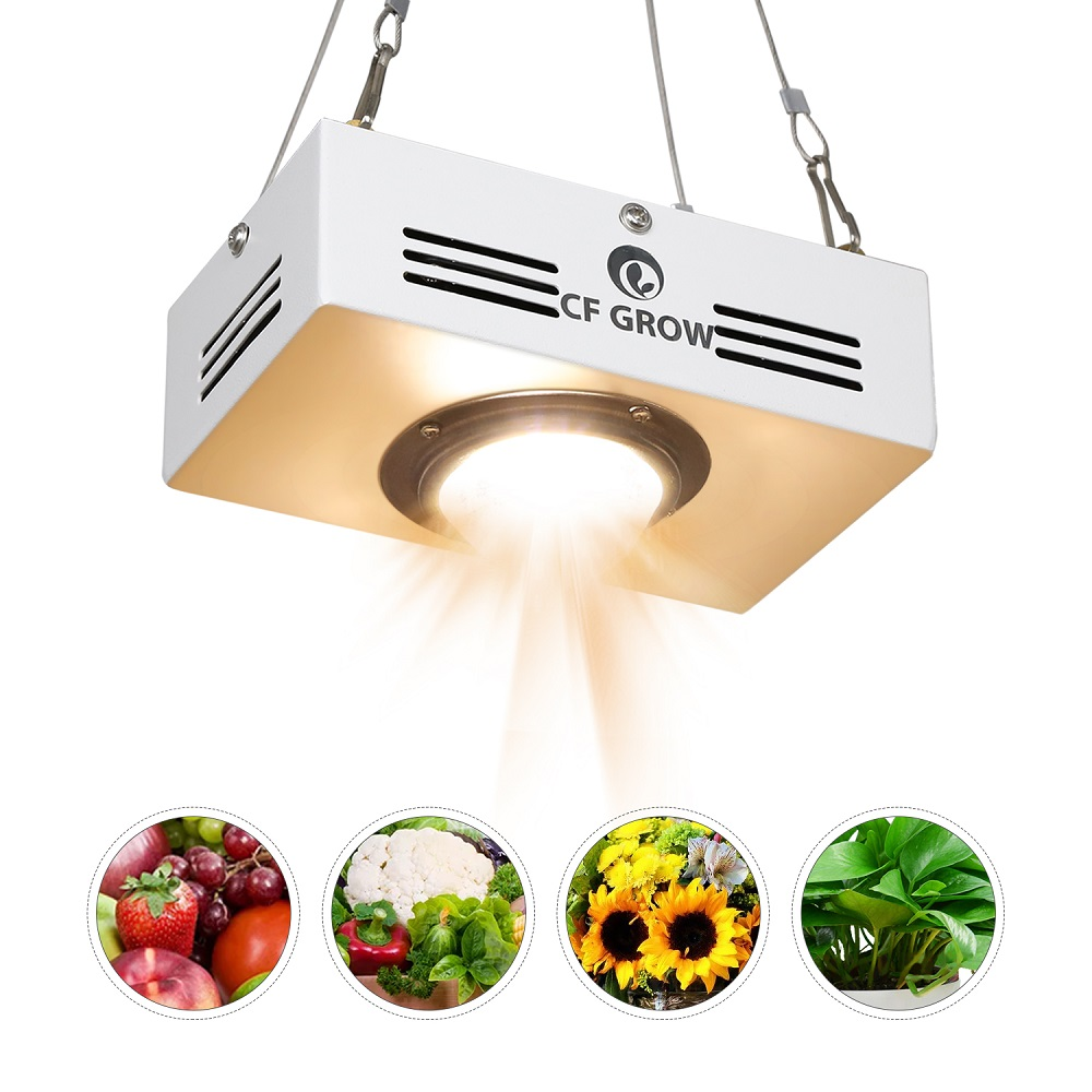 COB LED Grow Light Full Spectrum 150W LED Plant Grow Lamp For Indoor Plants Flowers Greenhouses Hydroponics Grow Tent