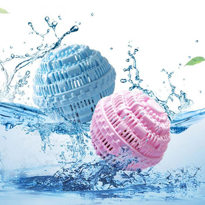 Reusable Laundry Cleaning Balls Magic Anti Winding Clothes Washing