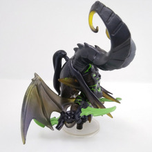 WOW Devil Illidan Hand Do Doll World Of Warcraft Plastic Model Simulation Figure Collectible Figurines ChristmasItems Blizzard nuovo wow world illidan stormrage high grade resina gk statua in azione anime figure da collezione model toy 56cm