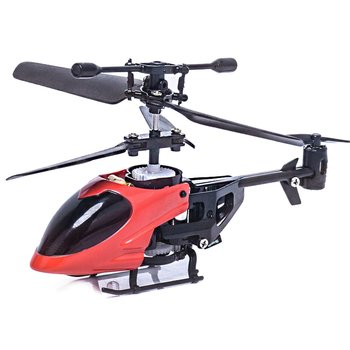 цена QS5010 3.5CH Micro Infrared RC Drone Aircraft with Gyroscope Remote Control Toys Mini QS RC Helicopter -Round head онлайн в 2017 году