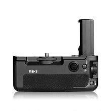 مايكه MK A9 بطارية مفيد قبضة التحكم اطلاق النار الرأسي تنعق كبقية الطيور Fsunction لسوني A9 A7III A73 A7M3 A7RIII A7R3 كاميرا