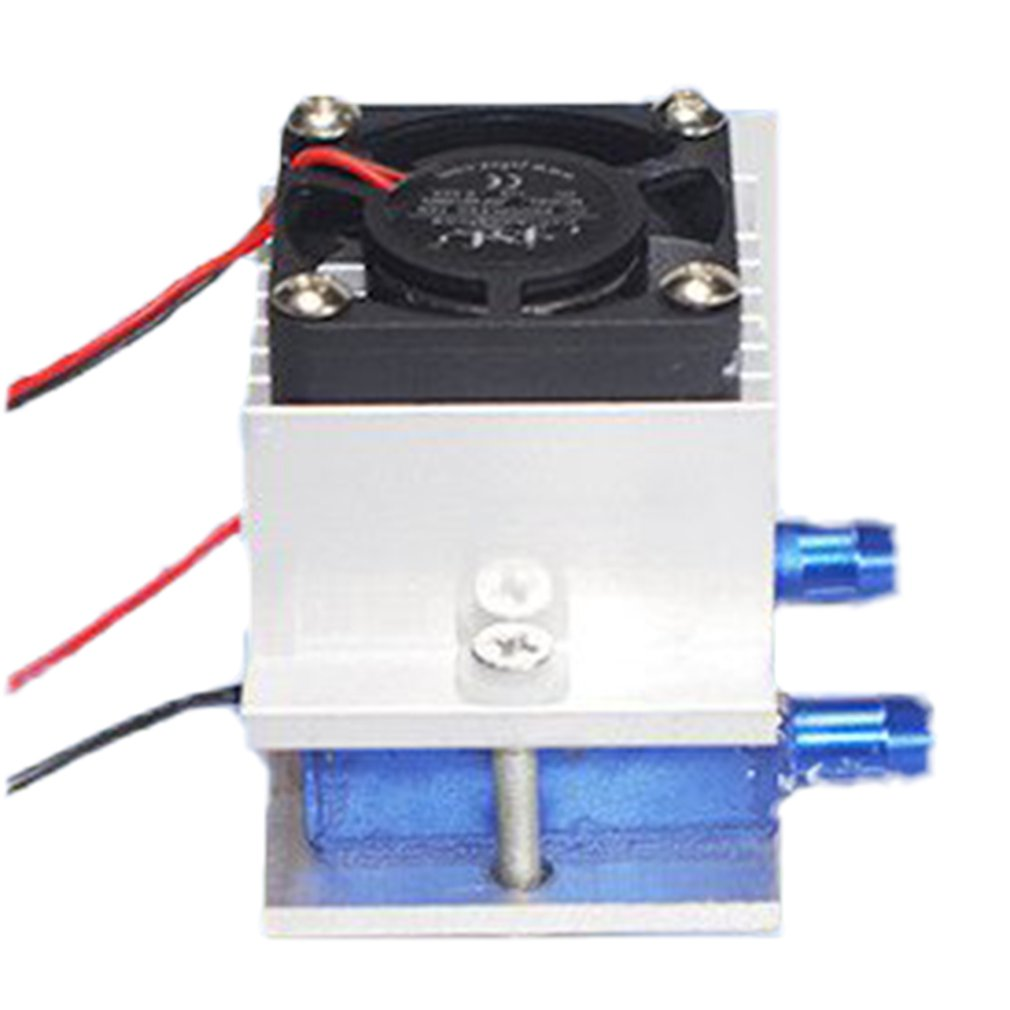 70W DIY Cooling Kits Thermoelectric Peltier Refrigeration Cooling System Water Cooling Fan + TEC1-12706 Cooler