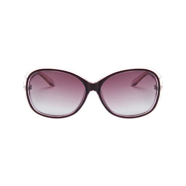 FENCHI-gafas de sol polarizadas blancas para mujer, nuevas, Zonnebril Dames, negras, para conducción nocturna, para hombre 4