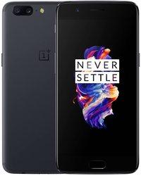 OnePlus 5 A5000 6 + 64 ГБ, Две сим-карты, серый
