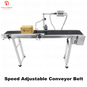 Автоматическая ленточная лента для струйного принтера, регулируемая скорость, лазерная гравировальная машина для кодирования, логотип ...