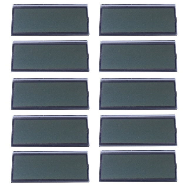 Kompaktes Design LCD-Display F/ür BAOFENG UV-5R UV-5RA UV-5RC UV-5RE UV-82 UV-82HP Plus Funkger/ät Klares Display ASHATA F/ür UV-5R LCD-Display
