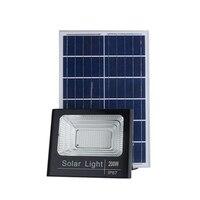 Reflector Solar Led de 200w y 100w para exteriores, proyector de luz moderno, impermeable, multicolor, RGB