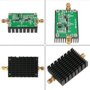 Image 5 - 2 MHz 700 MHZ 3W HF VHF UHF FM transmetteur haut débit RF amplificateur de puissance pour Radio 35dB Gain amplificateur Audio professionnel
