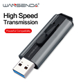 Wansenda флеш-накопитель USB 3,0 высокое Скорость флеш-накопитель 512 ГБ флеш-накопитель 256 ГБ 128 Гб 64 ГБ 32 ГБ оперативной памяти, 16 Гб встроенной памя...