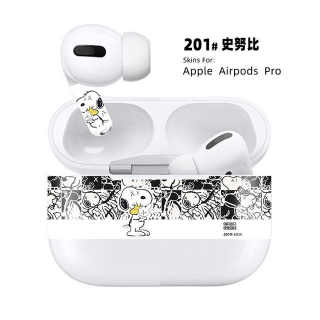 Paper Dust Guard for Apple AirPods Pro 1