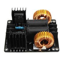 1000 Вт 20A ZVS низковольтная плата отопительный модуль Индукционная плата отопительный модуль обратный драйвер нагреватели машины инструменты