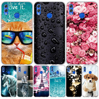 soft tpu soft silicone case for huawei honor 8x Cases 6.5 inch Soft TPU Back Cover for huawei honor 8x Protect Phone shell Coque bags (1)
