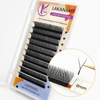 Y Lashes Cilia And Volume Brazilian Makeup False Eyelashes Supplies V Faux Mink Lashes Y Shape Eyelash Extension 1