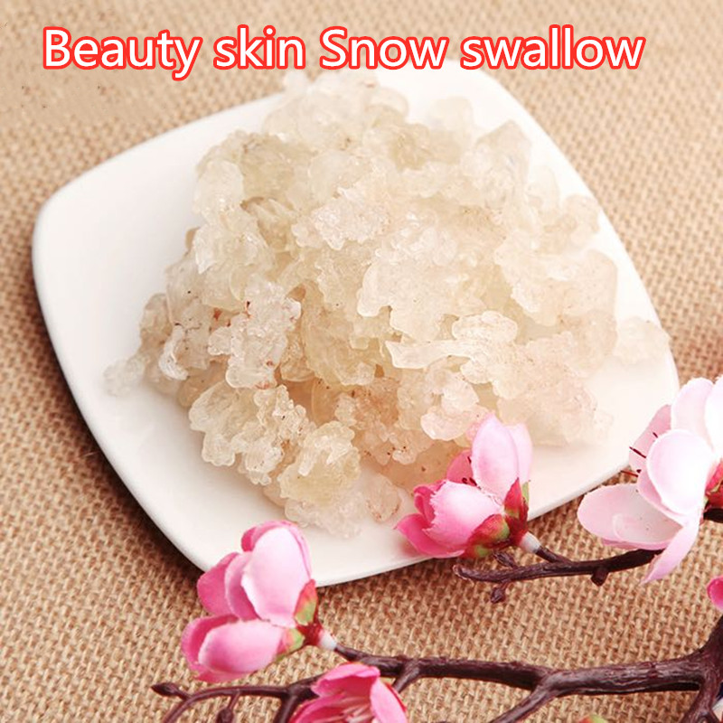 Pure snow swallow, high quality wild plant snow swallow, rich in collagen, natural skin beauty products, the effect is obvious